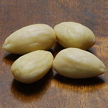 Almonds, Whole - Blanched
