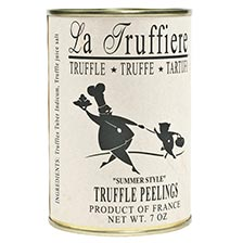 Black Summer Truffle Peelings