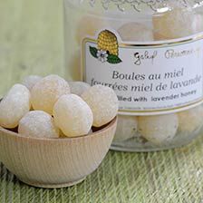 Boules De Miele - Lavender Honey Filled Candy Drops