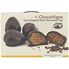ChocoHigos - Hand-dipped Dark Chocolate Figs