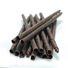 Cigarette Sticks, Maxi - Dark Chocolate, 8 inch