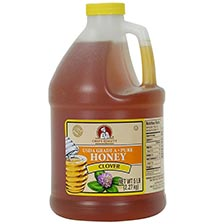 Clover Honey - 100% Natural, Grade A