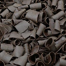 Dark Chocolate Shavings - Medium