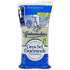 Grey Sea Salt from Guerande - Coarse