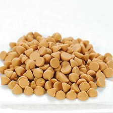 Guittard Butterscotch Chips - 1,000 count per lb, Special Order