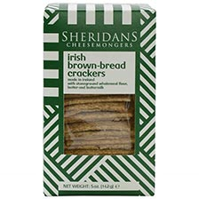 Irish Brown Bread Cracker