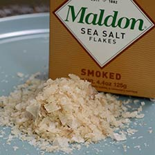 Maldon Sea Salt Flakes, Smoked