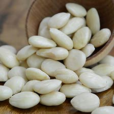Marcona Almonds, Blanched, Unsalted, Raw