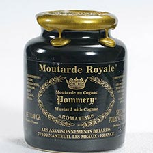 Moutarde Royale Mustard with Cognac, Special Order
