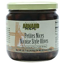 Nicoise Style Olives, Special Order
