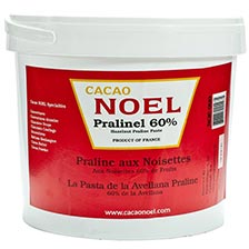 Noel Hazelnut Praline Paste - 60%