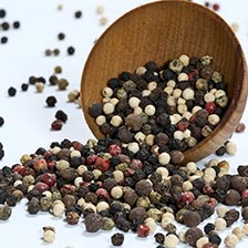 Peppercorns - 5 Mix, Dried