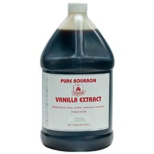 Pure Bourbon Vanilla Extract