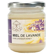 Pure Lavender Honey - Raw Honey