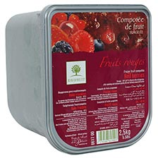 Red Fruits Compote