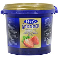 Strawberry Jam, Gastronomique