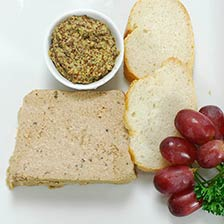Truffled Mousse Pate