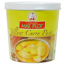 Yellow Curry Paste, Special Order