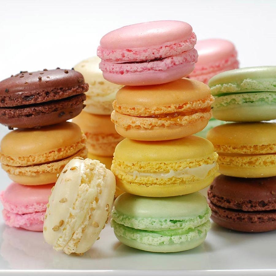 gourmetimports.com - French Almond Macaroons - French Favorites