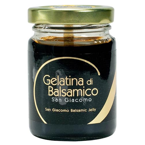 Balsamic Vinegar Jelly