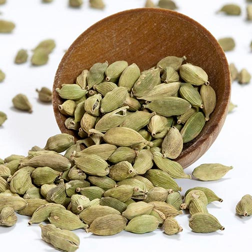 Cardamom - Whole Green Pods
