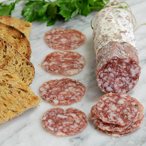 Chuck Fred - Smoky Spiced Salami