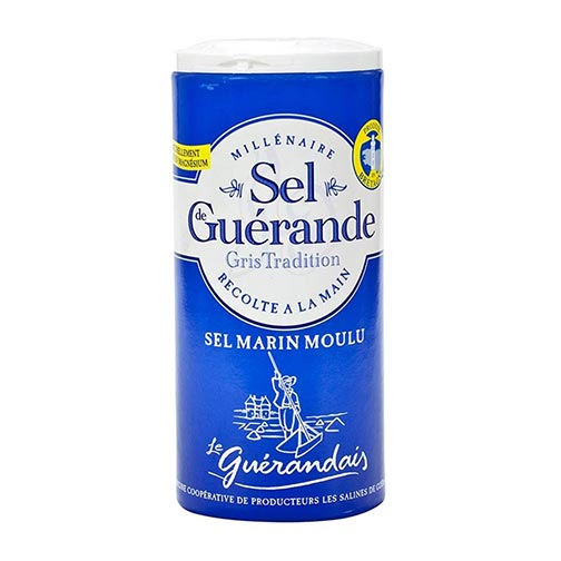Grey Sea Salt from Guerande - Fine
